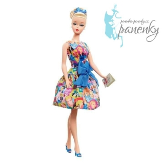 Panenka Barbie Birthday Beau - Paris Fashion Doll Festival 2020
